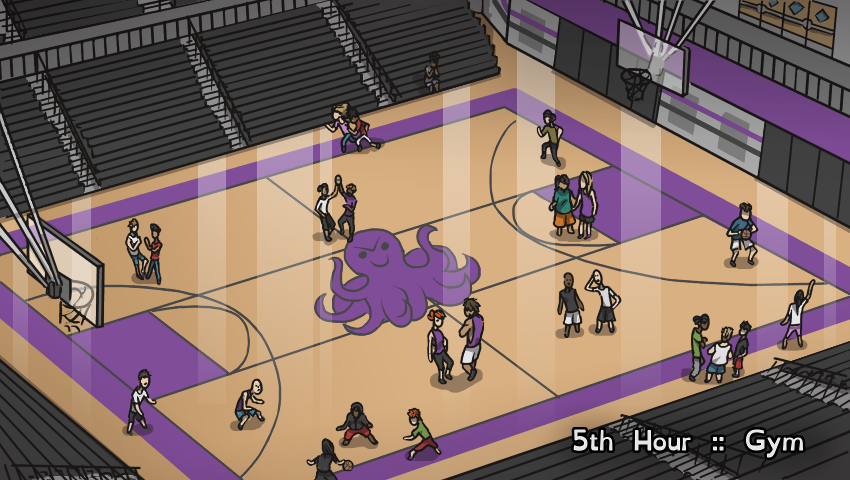 This page should prove to everyone that I have no idea what an actual basketball court looks like